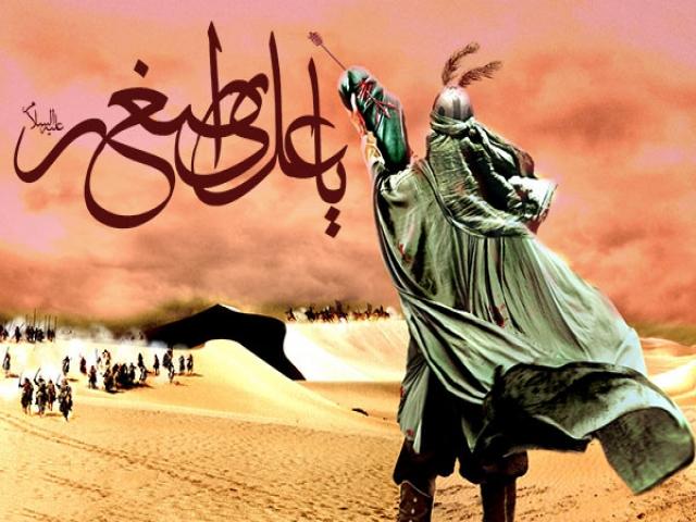 شب هفتم محرم: یادآور حضرت علی اصغر