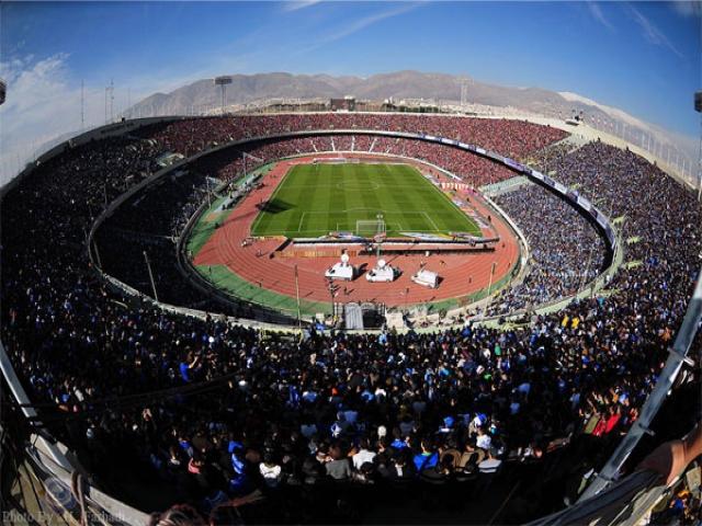 بلیط استادیوم آزادی