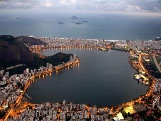 تصاویر زیبایی از کشور برزیل