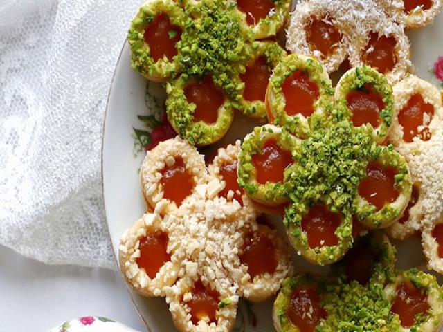 طرز تهیه انواع شیرینی عید نوروز