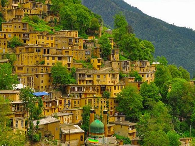 شهر زیبای ماسوله