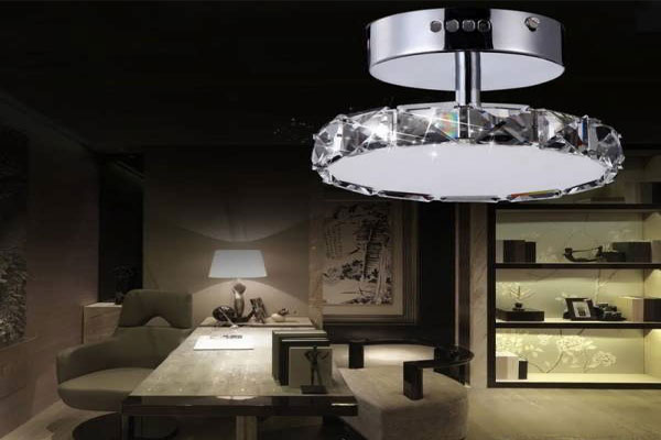 Photos of the model super stylish and luxurious catering chandelier (24)