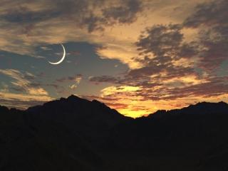 دعای غروب ماه شعبان و طلوع رمضان