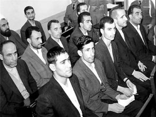 26 خرداد ، شهادت شهیدان: بخارایی، امانی، صفار هرندی و نیک نژاد (1344 ه ش)