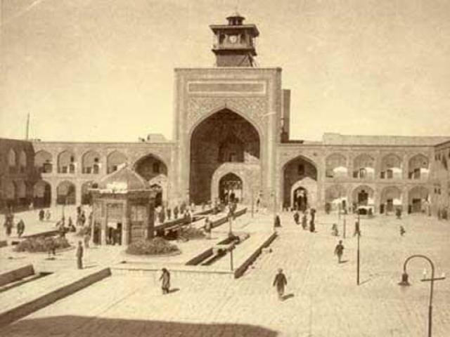 21 تیر ، حمله به مسجد گوهرشاد و کشتار مردم توسط رضاخان (1314 ش)