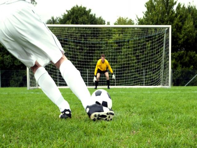 قوانین پنالتی در فوتبال