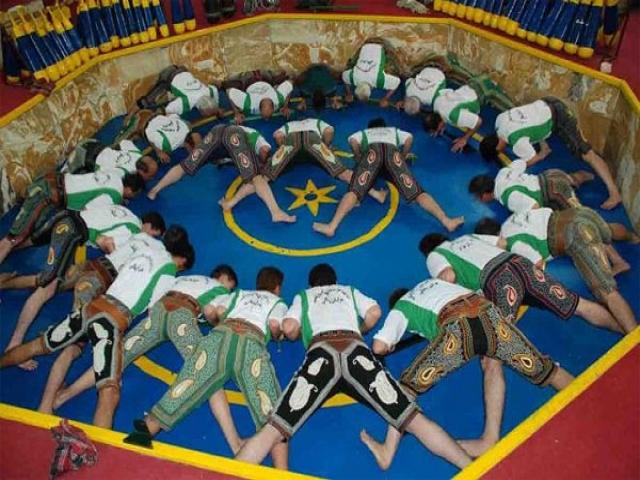 17 شوال ، روز فرهنگ پهلوانی و ورزش زورخانه ای