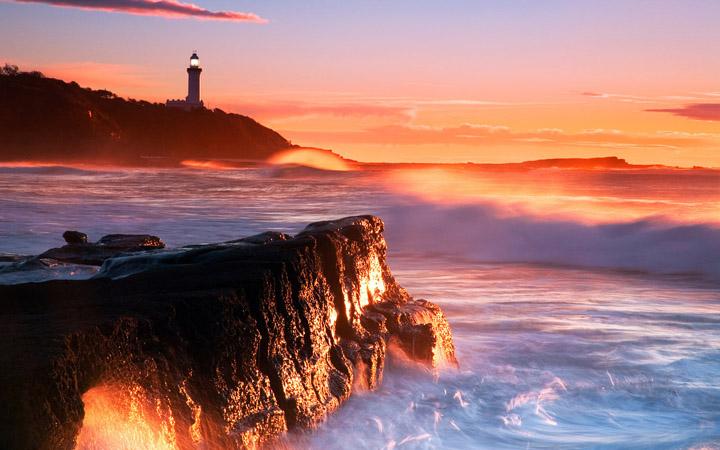 Beautiful-Sight-Lighthouse-Wallpaper-HD