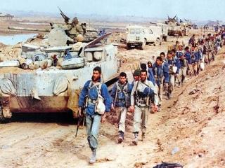 31 شهریور ، آغاز جنگ تحمیلی ( 1359 ه ش)