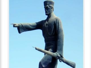 12 شهریور ، روز مبارزه با استعمار انگلیس ، سالروز شهادت رئیسعلی دلواری