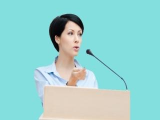 خصوصیات یک سخنور