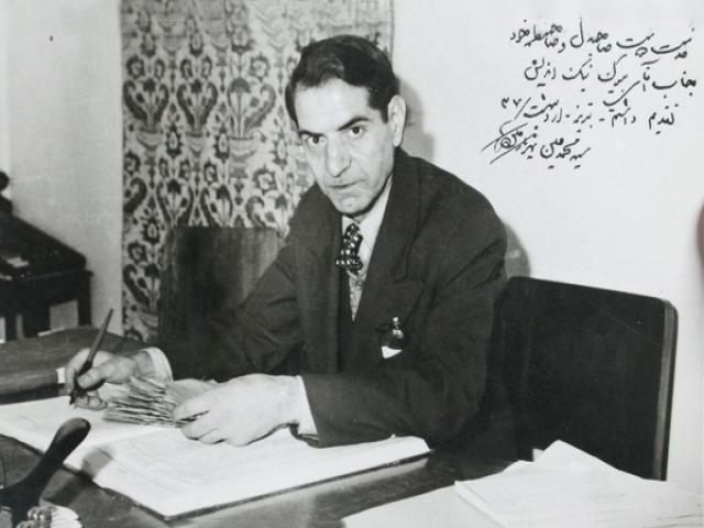 27 شهریور ، روز بزرگداشت استاد سید محمدحسین شهریار