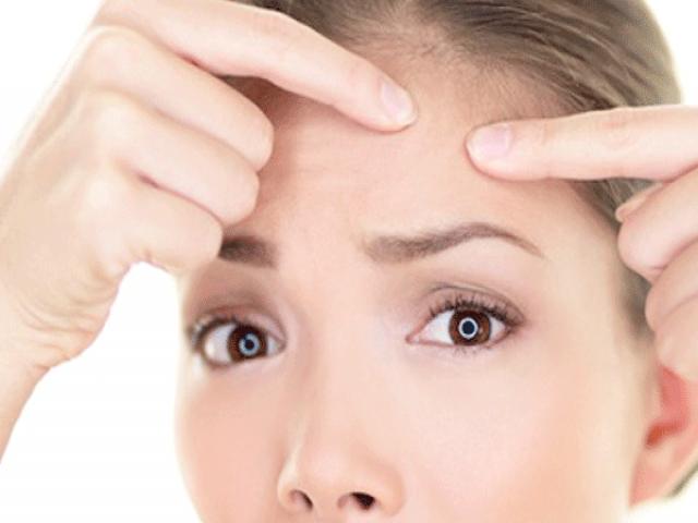 از بین بردن و درمان جوش های زیر پوستی