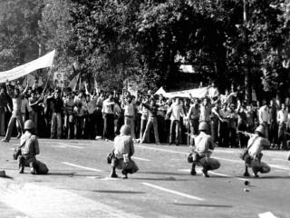 17 شهریور ، قیام 17 شهریور و کشتار جمعی از مردم به دست ماموران ستم شاهی پهلوی (1357 ش)