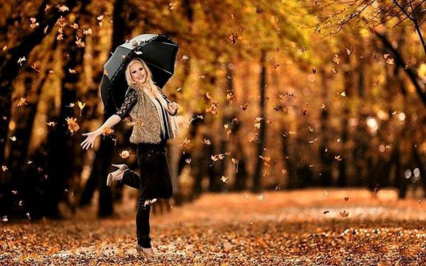 در فصل پاییز چگونه لباس بپوشیم ؟