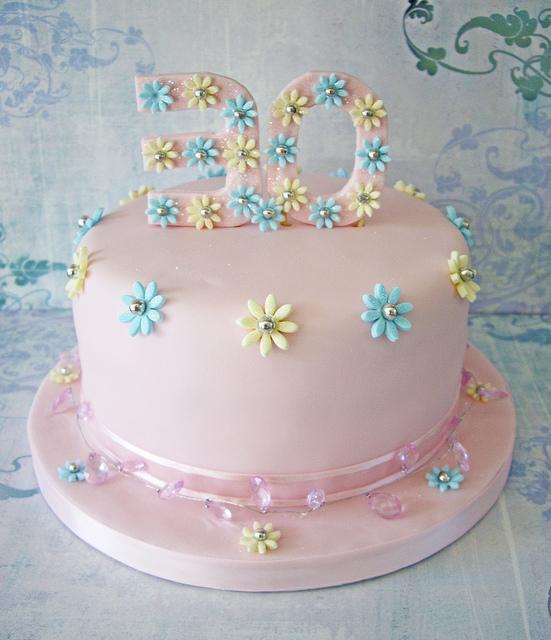 30th-Birthday-Cake
