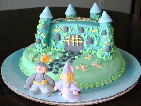 Castle-Cake