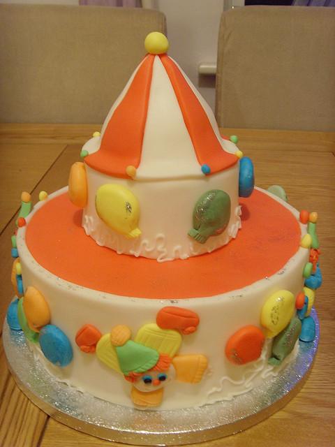Hut-Cake