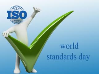 14 اکتبر، روز جهانی استاندارد