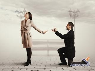آداب پیشنهاد ازدواج به خانم ها