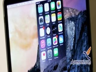 نحوه فیلمبرداری از صفحه نمایش iPhone