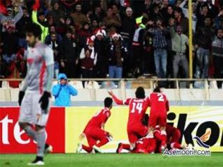 ناکامی ایران در دور اول مسابقات لیگ قهرمانان آسیا 2015