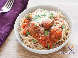 طرز تهیه پنه با سس گوجه فرنگی