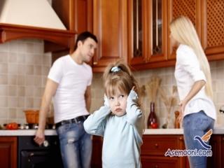 با کودک طلاق چگونه برخورد کنیم ؟