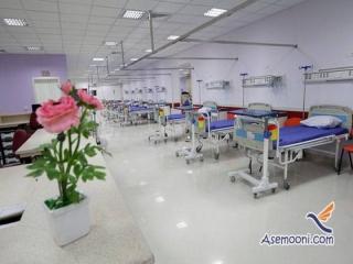 افزایش 750 تخت بیمارستانی، با افتتاح 5 بیمارستان دانشگاه آزاد