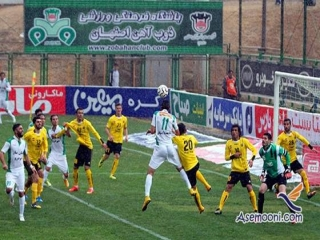 نتایج هفته بیست و یکم لیگ برتر فوتبال – لیگ چهاردهم