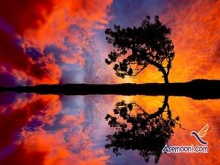 عکس هایی زیبا از غروب آفتاب