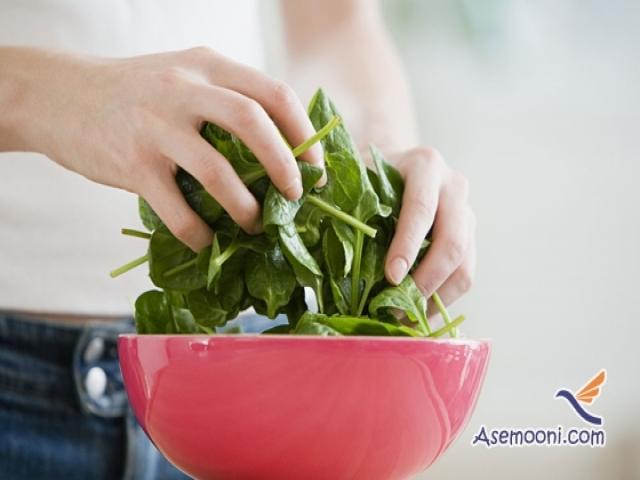 آیا سبزیجات به رشد قد کمک می کند؟