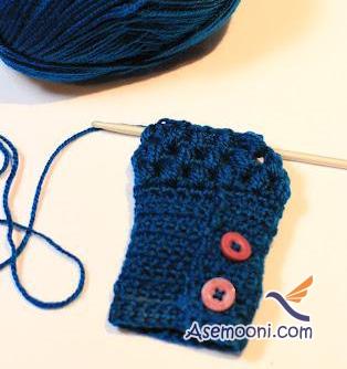 Gloves tissue(5)
