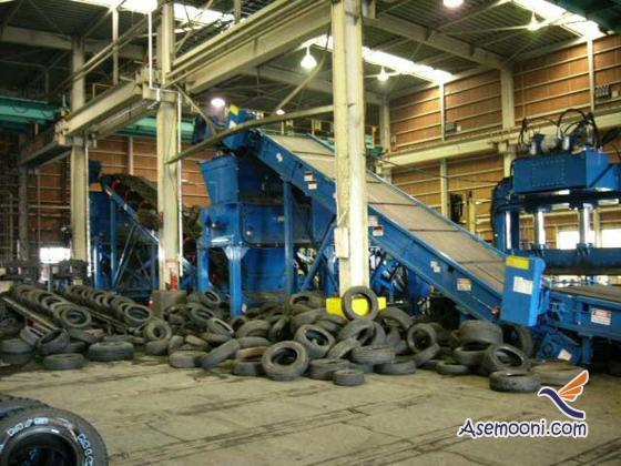 tire-recycling-line