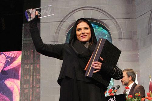 اختتامیه باشکوه سی و سومین جشنواره فیلم فجر با حضور بازیگران و چهره های مشهور سینما