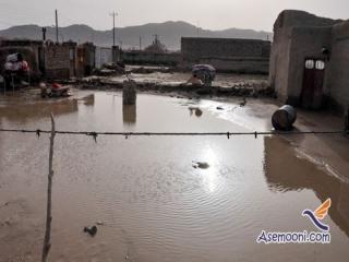جاری شدن سیل در سه استان کشور