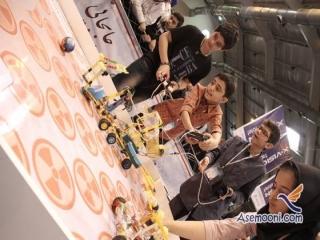 رقابت بیش از 1500 دانش آموز در مسابقات نادکاپ دانشگاه شریف