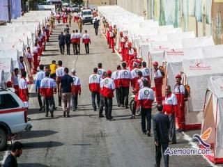 تمهیدات نوروزی سازمان امداد و نجات هلال احمر