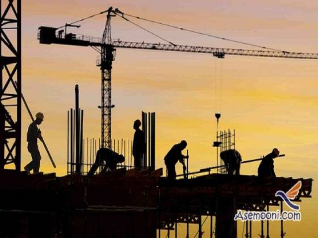 مشکلات صنعت ساختمان در ایران