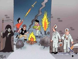 کاریکاتورهای جشن چهارشنبه سوری
