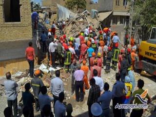 انفجار گاز در جنوب پایتخت قربانی گرفت