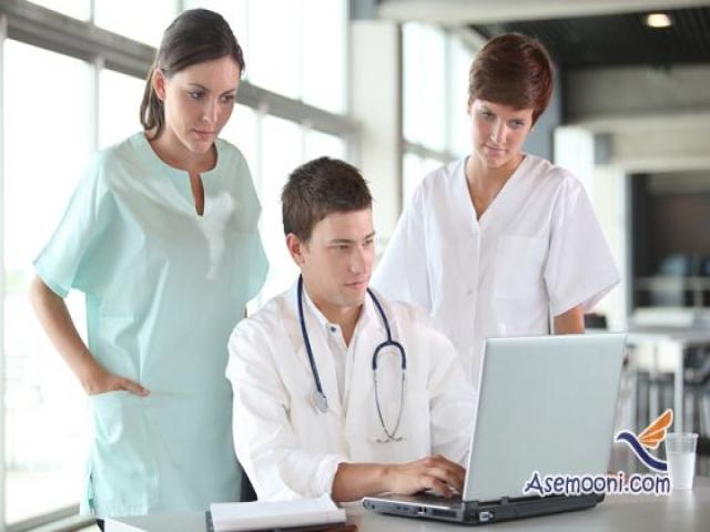 کاربرد فناوری اطلاعات در پزشکی