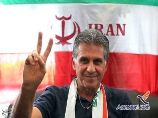کی روش : سرمربی ایران بودن کار سختی است