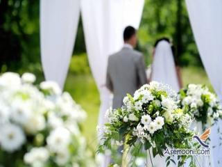 ایده هایی برای ساده برگزار کردن مراسم عروسی