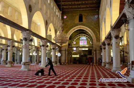 Al-Aqsa Mosque(3)