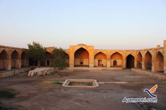 bahram-castle