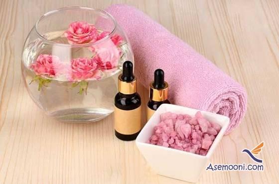 خواص گلاب-rose water