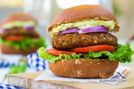 اسموکی برگر-smokey burger
