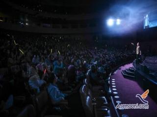 کنسرت مورد علاقه ات را انتخاب کن