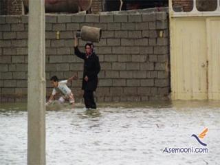 خسارت 700 میلیارد ریالی سیل در تهران
